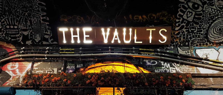 Dove andare a teatro a Londra the vaults