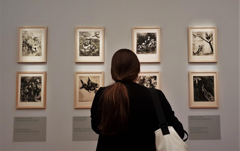 Mantova Visitare Mostra Chagall