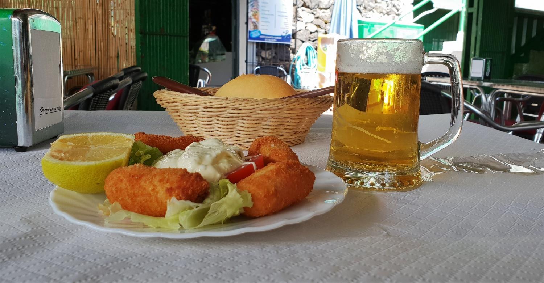 Cosa si mangia a La Candelaria