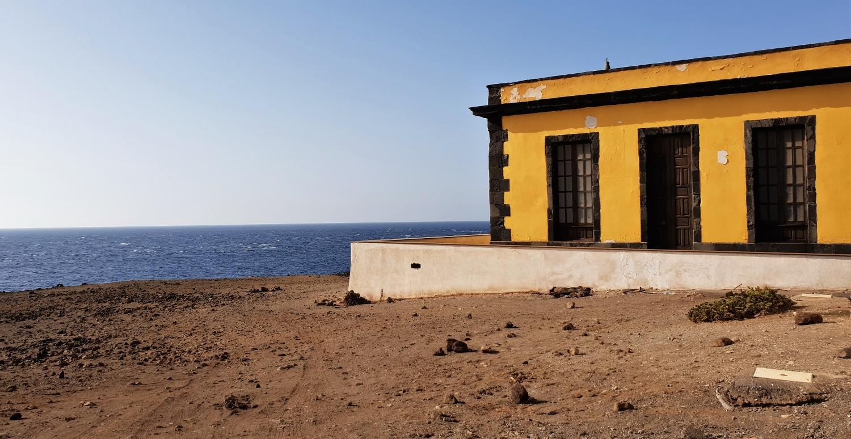 Storia del Faro di Punta de Abona