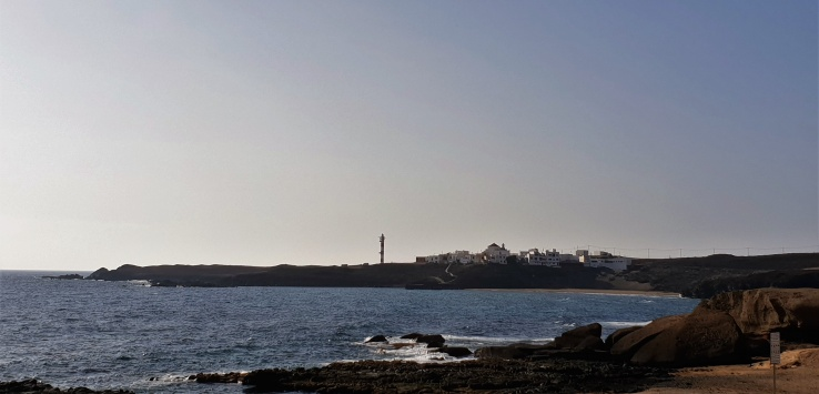 Tenerife Faro di Punta de Abona