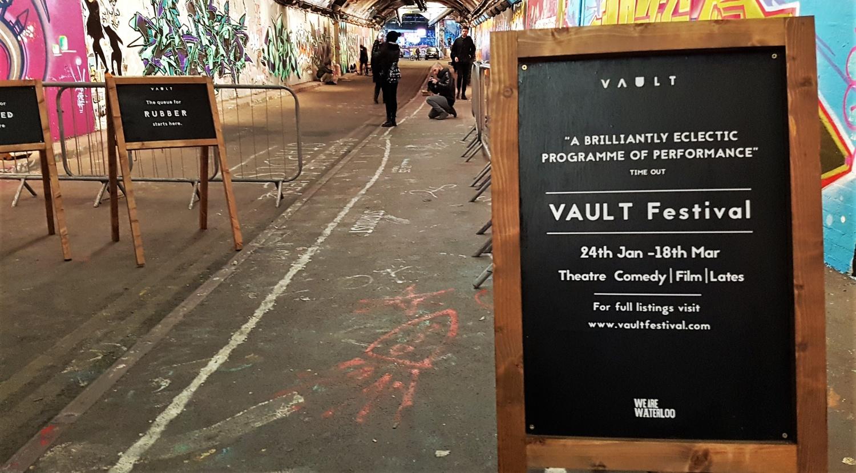 Vault Festival