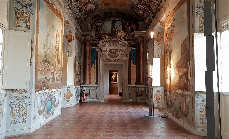 Corridoio Palazzo Ducale Sassuolo
