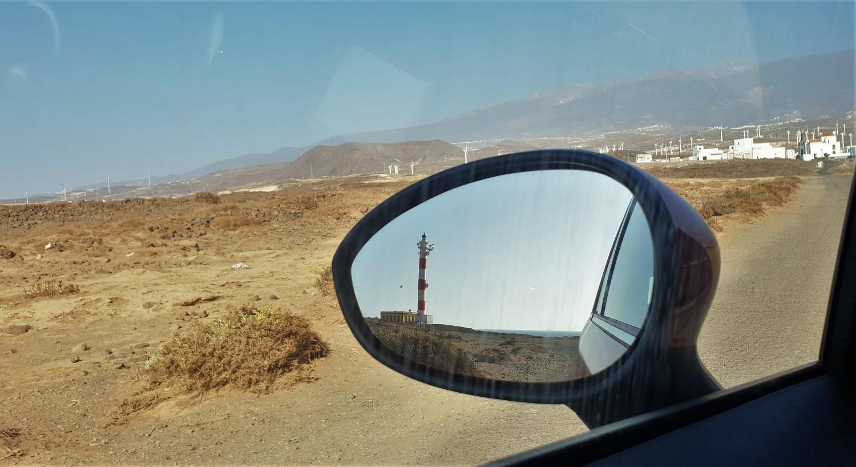 Faro Poris de Abona Tenerife