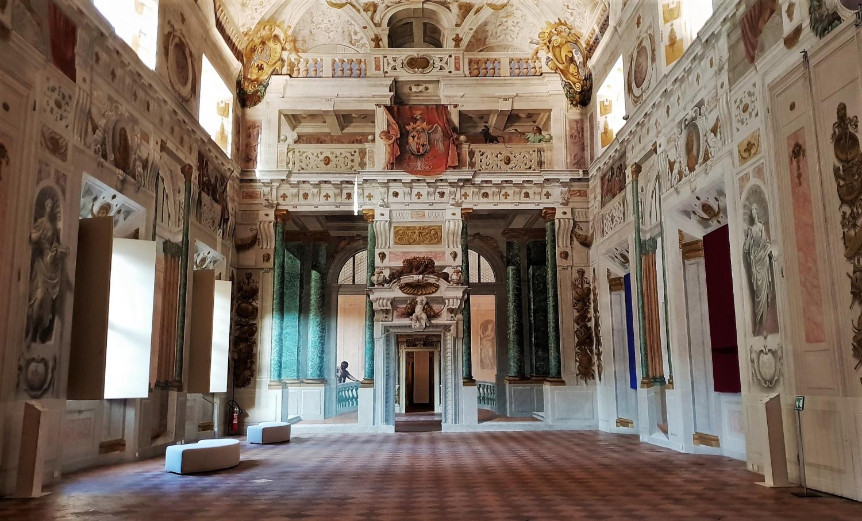 Palazzo Ducale Sassuolo Salone delle Guardie