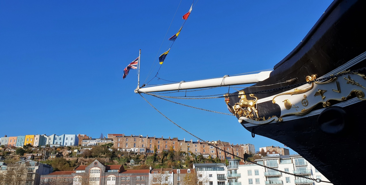 ss great britain e hotwells
