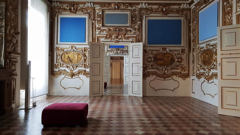stanze stucchi Palazzo Ducale Sassuolo
