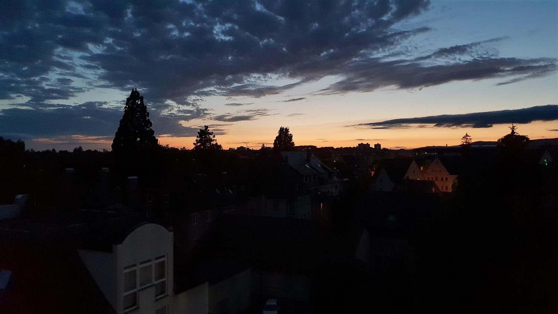 tramonto Sul Bodensee