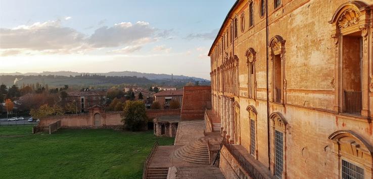 visitare il palazzo ducale di sassuolo