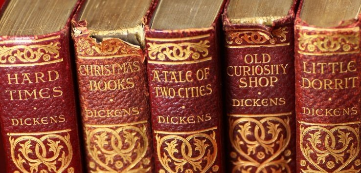 Inghilterra I Luoghi di Charles Dickens