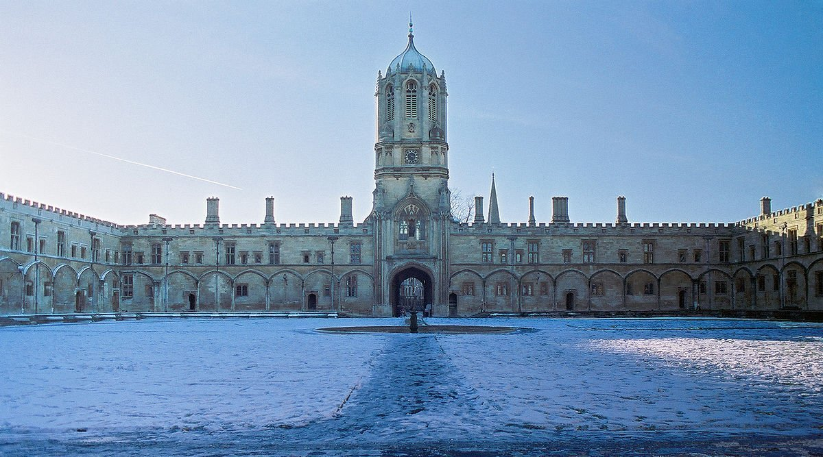 Christ Church School Oxford