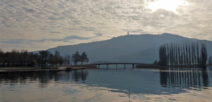 Cosa fare a Klagenfurt navigare sul Worthersee