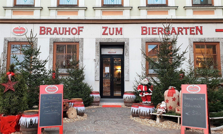 Dove mangiare a Villach: Villacher Brauhof