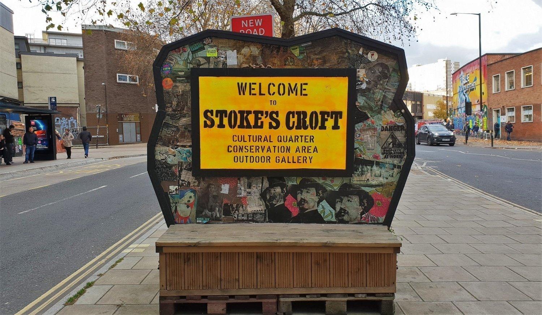 Che cos'è Stokes Croft
