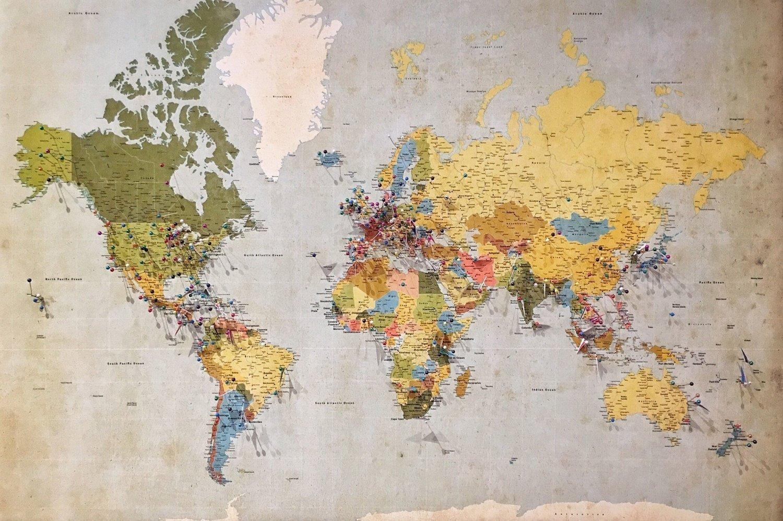 Destinazioni per corsi di lingue