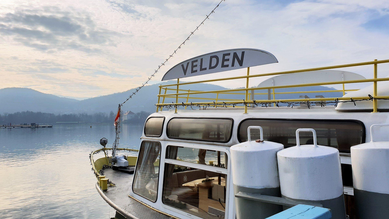 Quanto costa prendere il traghetto per Velden