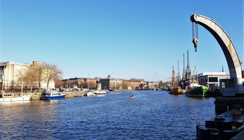 canale e benna porto bristol