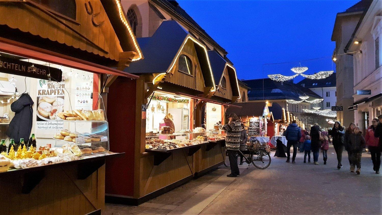 mercatino di natale Villach