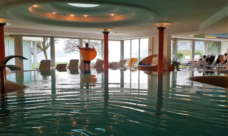 piscina interna Werzer's Badehaus