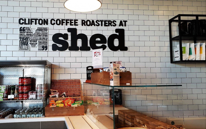 Caffetteria M Shed
