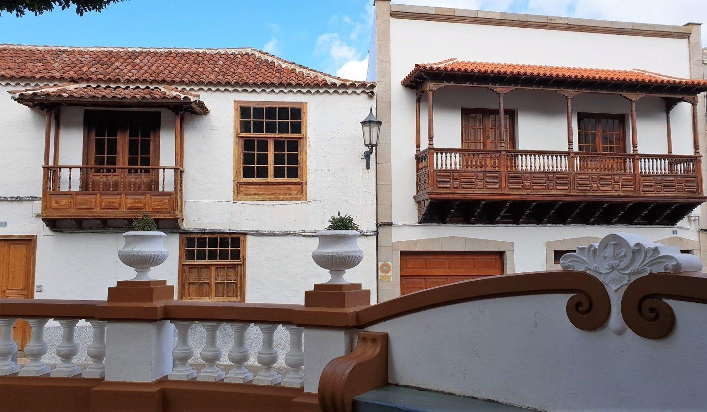 Centro storico Los Silos