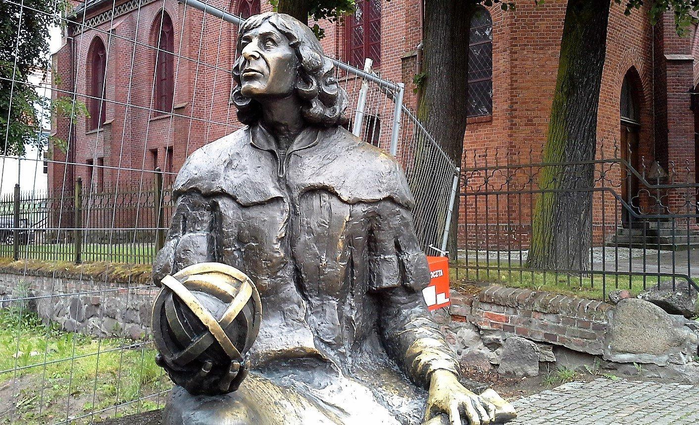 Copernico e Olsztyn