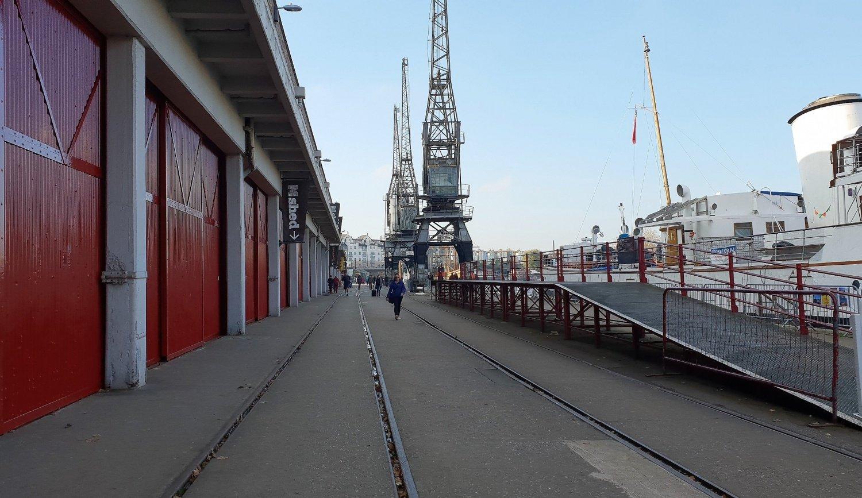 Dock MShed