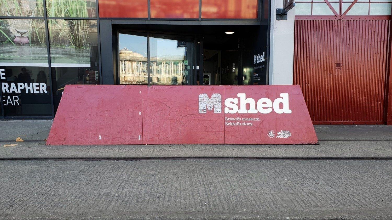 Organizzare visita M Shed di Bristol