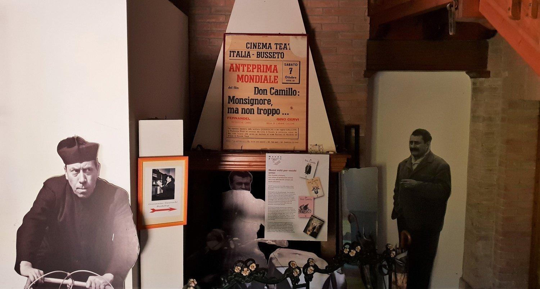 Museo Guareschi a Roncole Verdi
