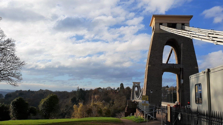 Dove si trova il Clifton Bridge a Bristol