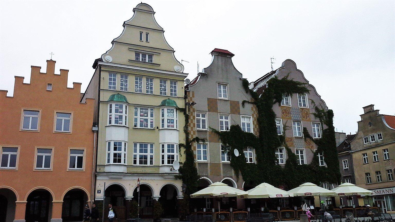 case centro Olsztyn