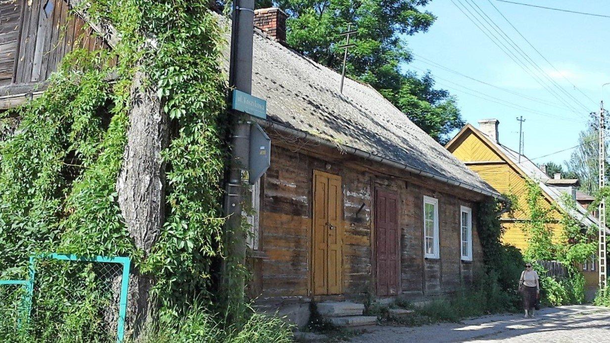 case operaie antiche Białystok