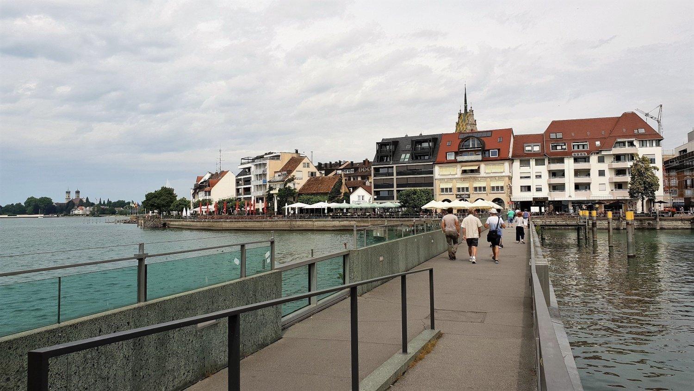 Lago di Costanza Friedrichshafen