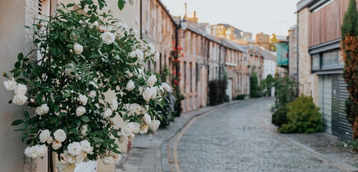 Itinerario per scoprire Edimburgo