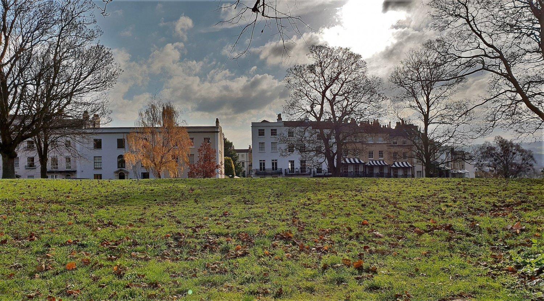 parco Clifton e autunno