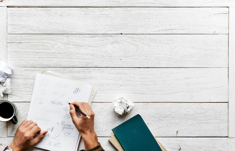 Scrivere e tornare alla realtà