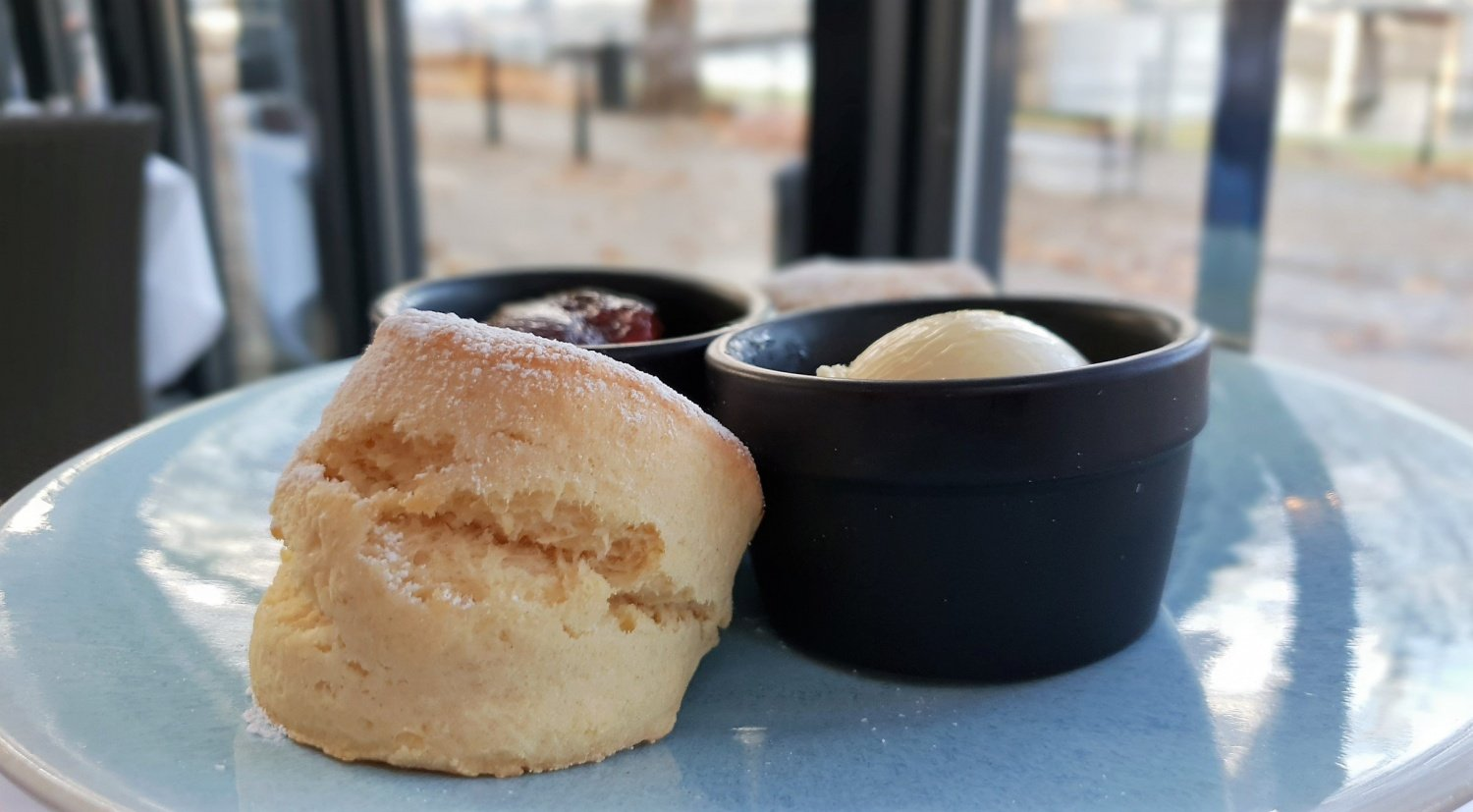 Traditional Tea: le Scone