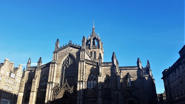 st giles Edimburgo