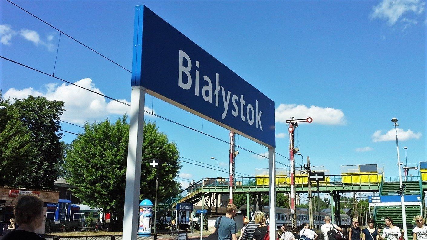 stazione Bialystok