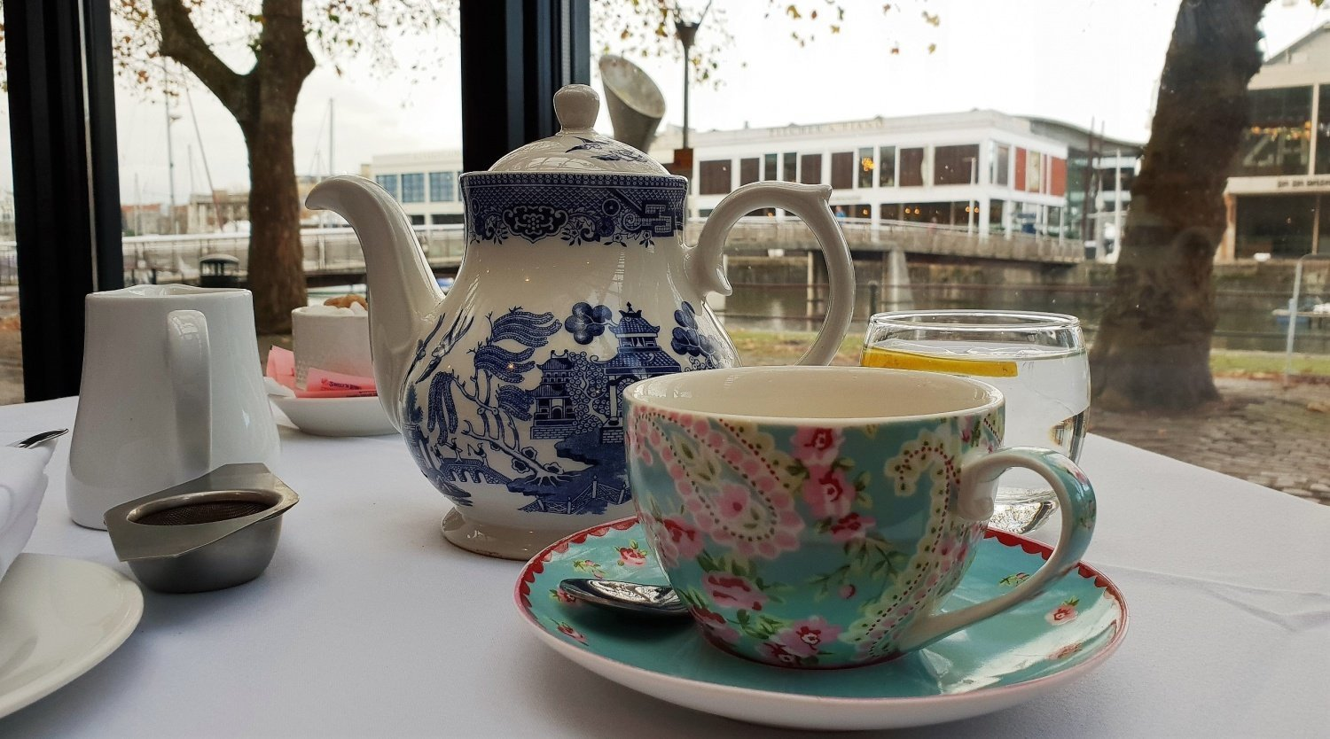 traditional afternoon tea bristol