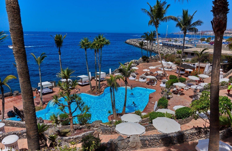 Hotel Jardin Tropical, Costa Adeje Tenerife