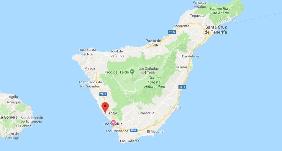 Come raggiungere El Puertito de Adeje