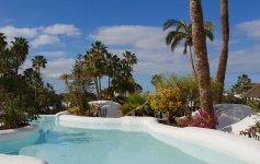 Dove fare il bagno a Tenerife Hotel Jardin Tropical
