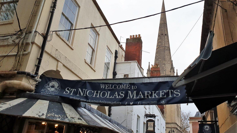 Informazioni per visitare il St. Nicholas Market di Bristol