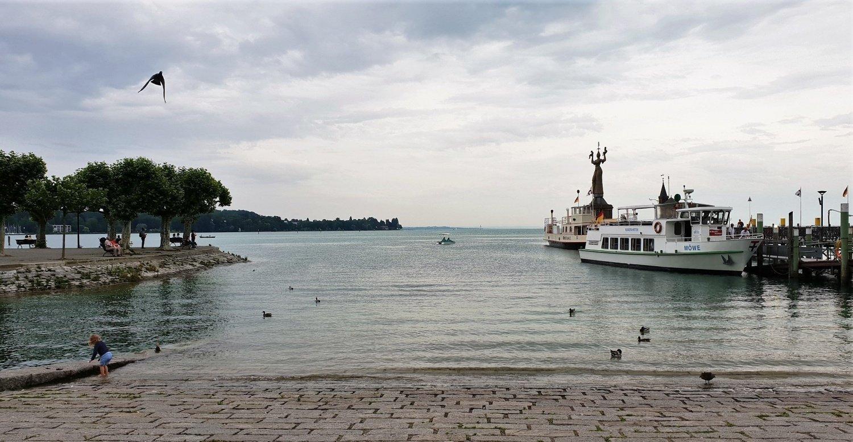 Hermann Hesse Lago di Costanza