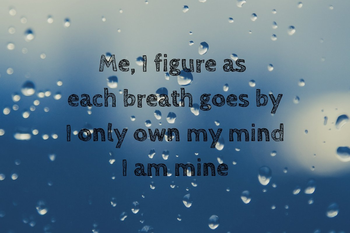 Cosa ho capito di me