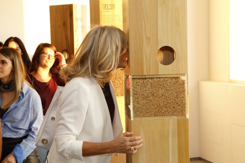 Museo sensoriale-legni