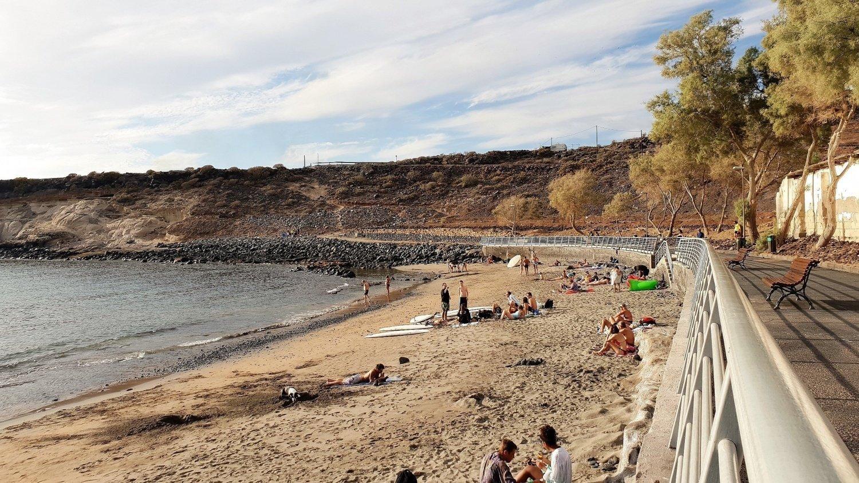 Tenerife La spiaggia del Puertito
