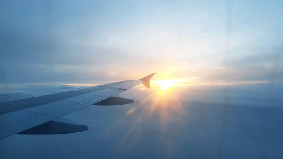 come disporre i bagagli in aereo