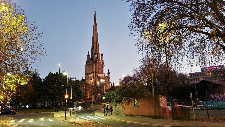 Bristol visitare la chiesa di St.Mary Redcliffe